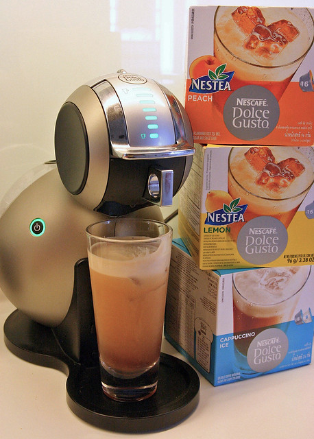 Dolce Gusto Melody coffee and tea machine