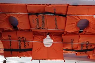 Coletes salva-vidas