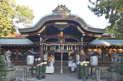 【写真】2013 紅葉 : 上御霊神社/2020-07-01/IMGP4171