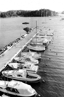 Nokkala marina summer 1983