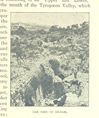"""British Library digitised image from page 331 of """"A Pilgrimage to Palestine. An account of a visit to Lower Palestine, 1893-1894 ... With numerous illustrations"""""""