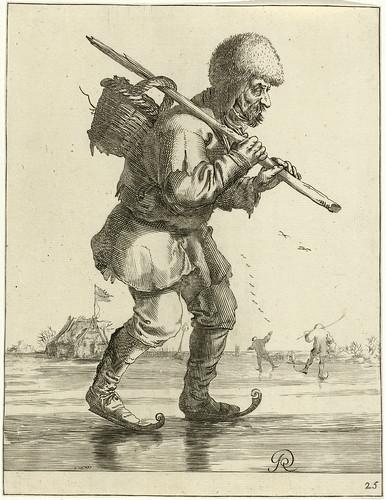 020-Agricultor patinando Pieter Jansz Quast, 1634 - 1638-Rijkmuseum
