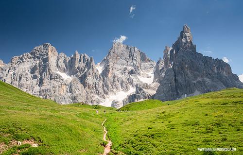 Dolomites - Le Pale di San Martino 31