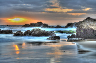 Morning Sunrise HDR - 005/365 - 5th January 2014