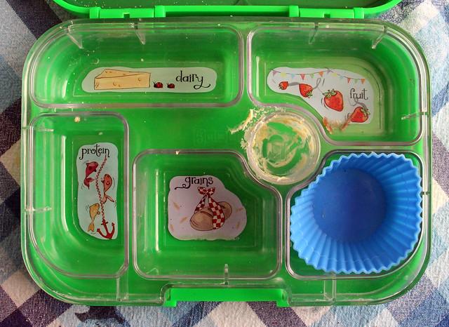 Preschool Bento #572: after