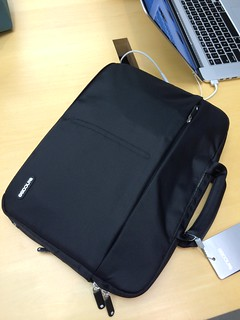 "Incase 15"" Sling Sleeve Deluxe for MacBook Pro with Retina Display"