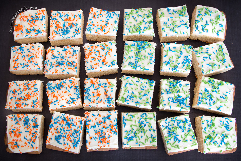 Game Day Sugar Cookie Bars