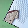 Origami Horse -Bookmark (L. Torres)