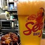 ベルギービール大好き!!セーフビール Seef Bier @五平次