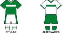 Uniforme Selección Beleana de Fútbol