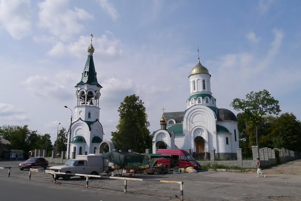 Рось ІІ. Канів-Корсунь
