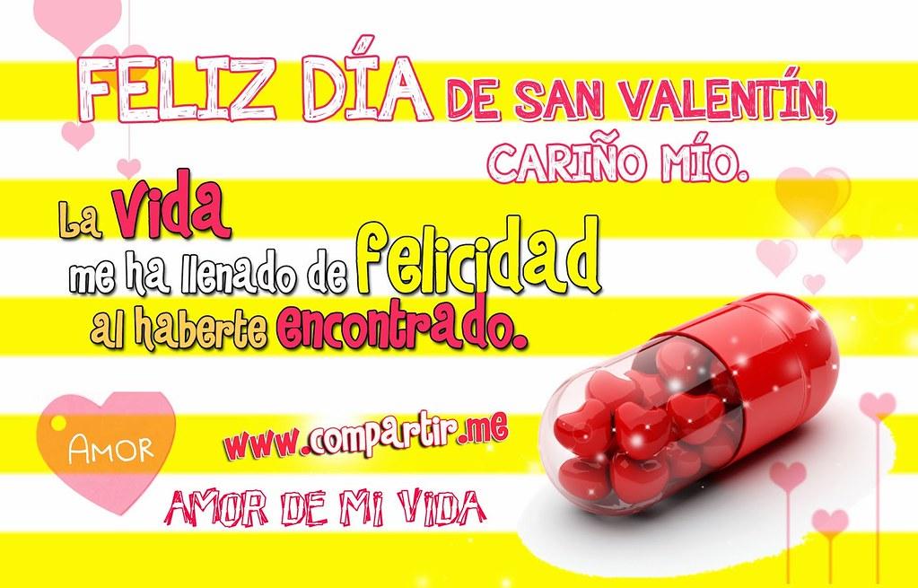 Imágenes Para Compartir Tarjeta De Feliz Día De San Valen Flickr