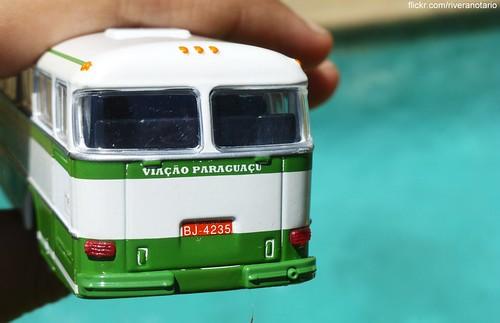 """""""Autobuses del Mundo"""" No. 14 Mercedes-Benz 0355 (Brasil)"""