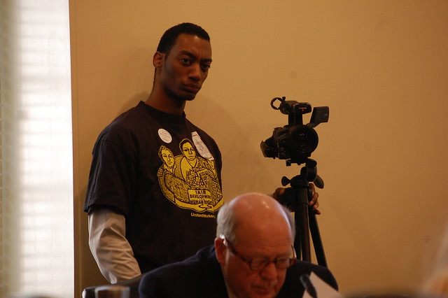 Keith Brown, United Workers Media Team Member