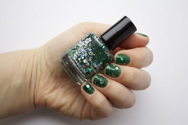 03 KBShimmer Green Hex&Glam