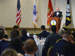 MCPOCG Leavitt speaks at CPO Academy graduation - 1