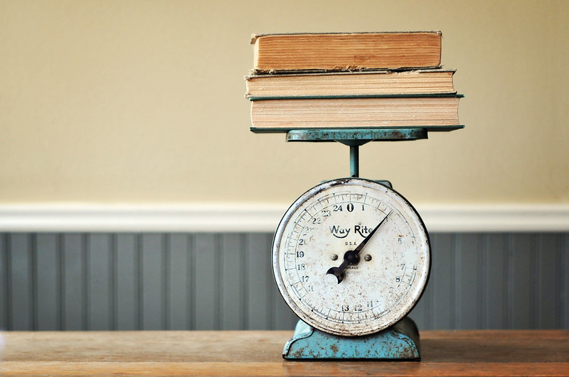 the weight of knowledge