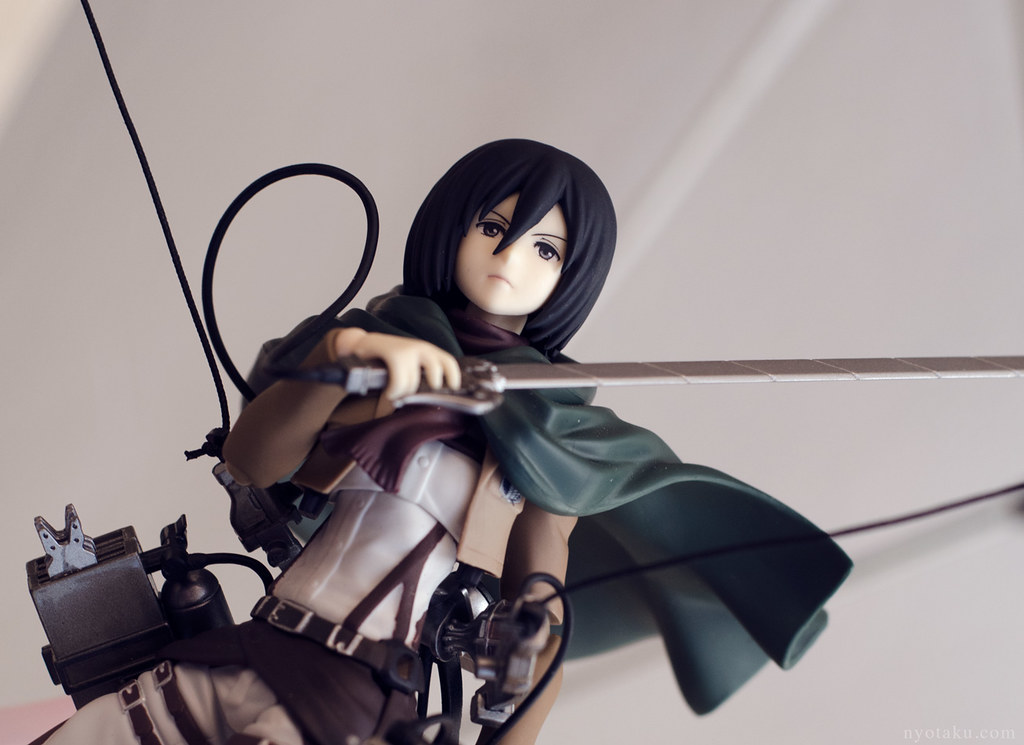 Mikasa Ackermann figma