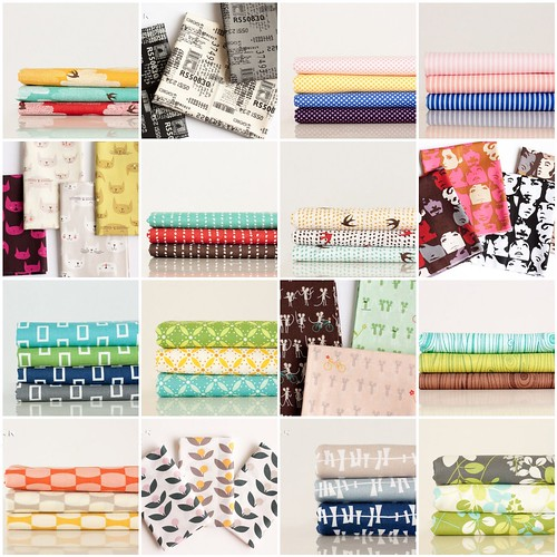 Bundle giveaway with Fresh Modern Fabric