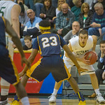2014-03-04 -- NCAA men's basketball vs. Webster