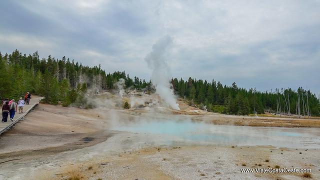 norte de Yellowstone