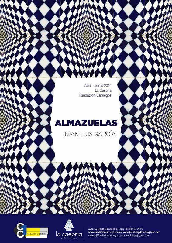 EXPOSICIÓN DE ALMAZUELAS DE JUANLUISGX EN LA CASONA DE CARRIEGOS - ABRIL A JUNIO´14