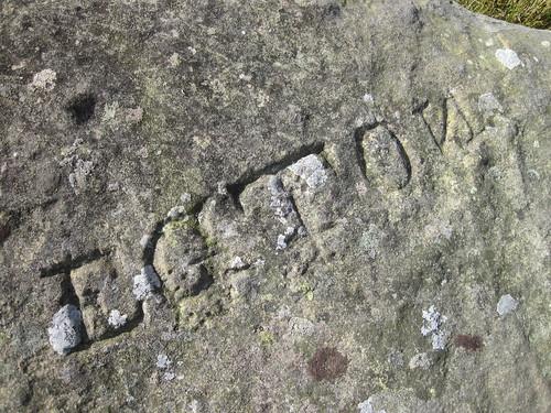 Grey Mare Stone, Glaisdale