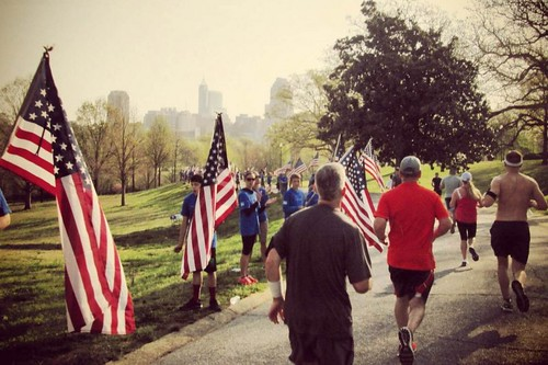 Rock n Roll Raleigh Marathon 3