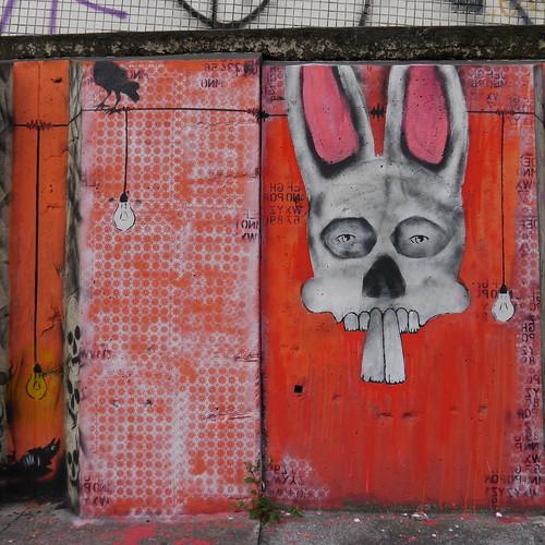 Graffiti, Street Art & Mural Brazil