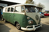 Volkswagen Camper Split Screen by MrRochford