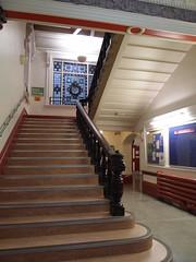 Staircase, Bradford Film School