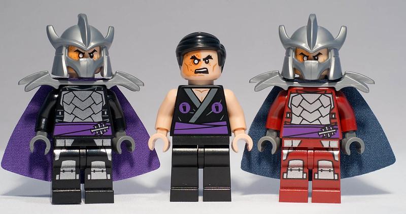 REVIEW LEGO 5002127 Polybag Flashback Shredder