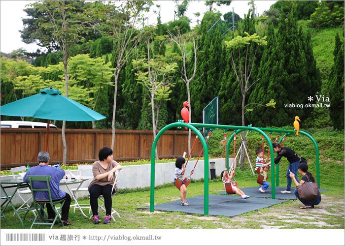 【新竹景點推薦】森林鳥花園~親子旅遊的好去處!在森林裡鳥兒與孩子們的樂園22