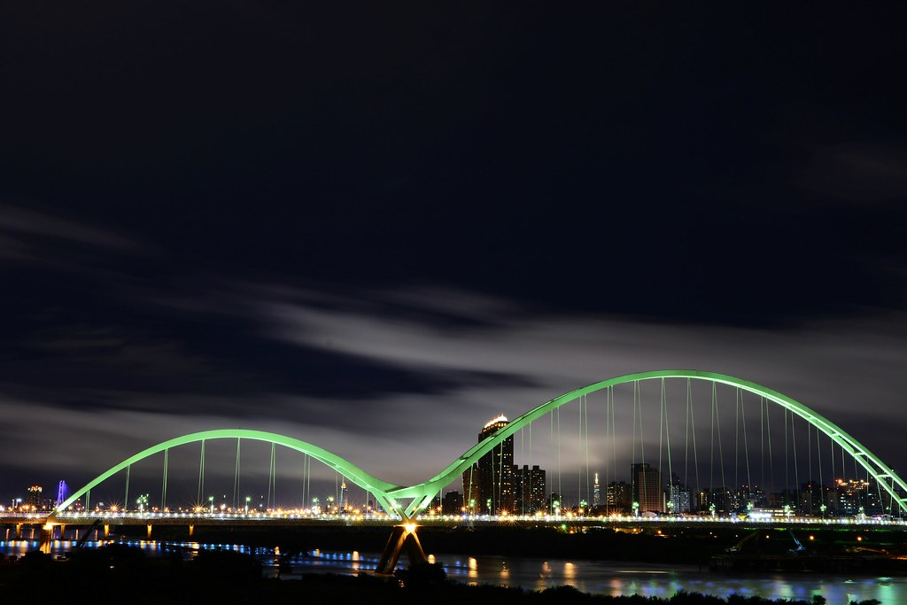 ⁂北部拱橋新寵兒--新月橋⁂