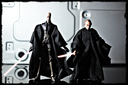 Darth Plagueis & Darth Sidious