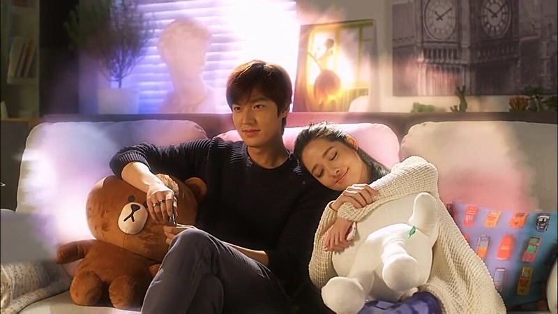 Lee Min Ho for NAVER LINE Messenger Micro Drama [EPISODE 2] .mp40052