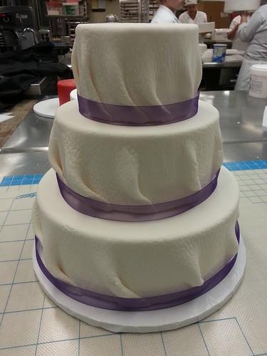 Base wedding cake
