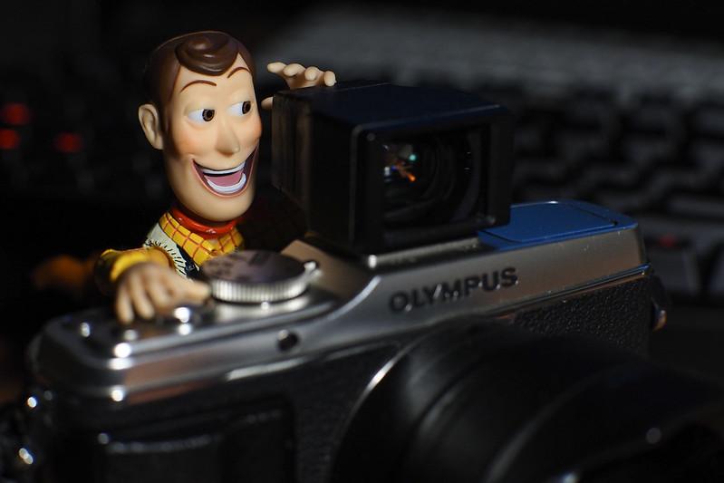 胡迪愛自拍|Woody