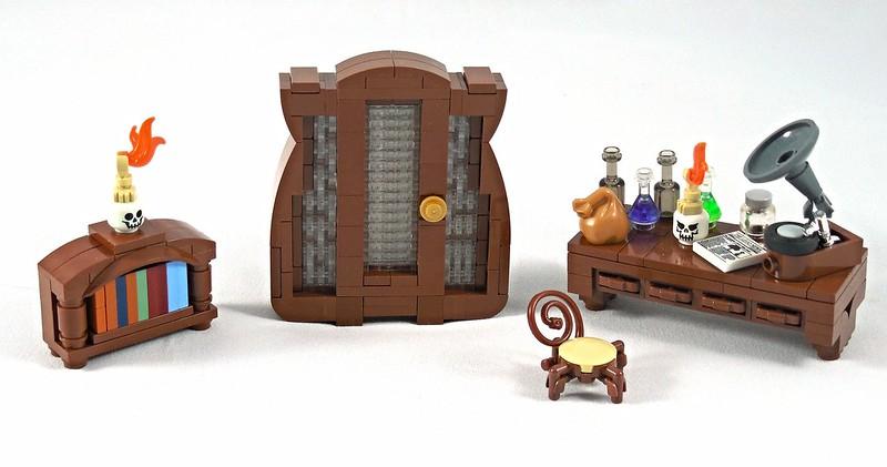 Hogwarts Furniture