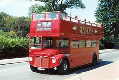 London to Brighton Routemaster Run.