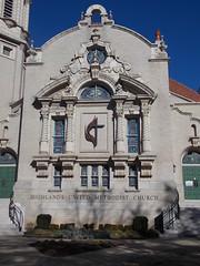 HIghlands Untied Methodist Church---Birmingham, Al.