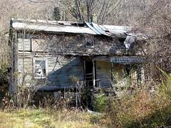 House near Mt. Athos Road