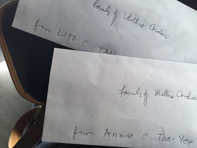 Abuloy envelopes