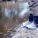 Simms Guide Boots Winter Fly Fishing