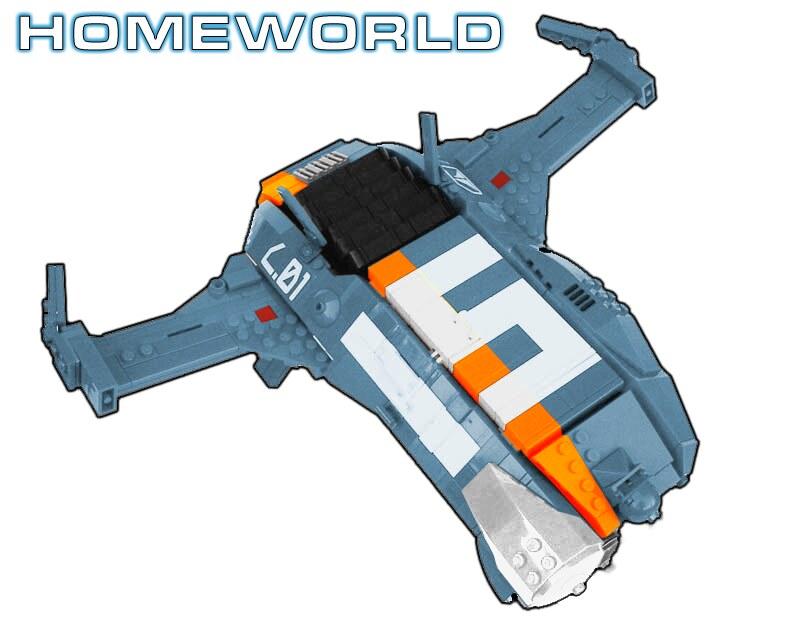 Homeworld project on Ideas