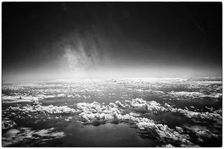 38 000 Feet Above Ocean