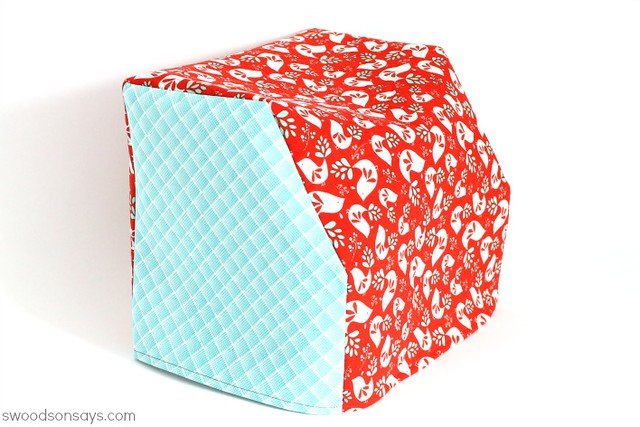 Brother Serger Cover Tutorial