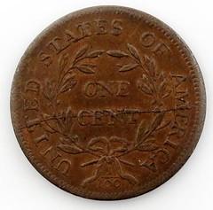 1795 cent reverse S96