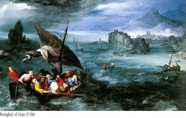 Brueghel, el Viejo, 1596