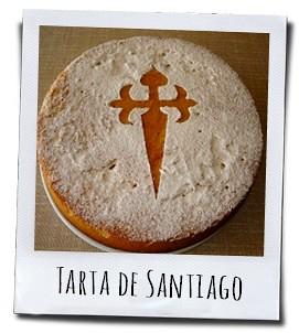 Tarta de Santiago, een heerlijk dessert uit Galicië